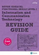 Omslag - REVISE Edexcel Functional Skills ICT Level 1 Revision Guide