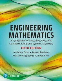 Engineering Mathematics av Anthony Croft og Robert Davison (Heftet)