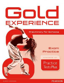 Gold Experience Practice Tests Plus Preliminary for Schools av Lynda Edwards og Jacky Newbrook (Heftet)