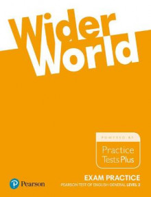 Wider World Exam Practice: Pearson Tests of English General Level 2(B1) av Steve Baxter, Terry Cook og Steve Thompson (Heftet)