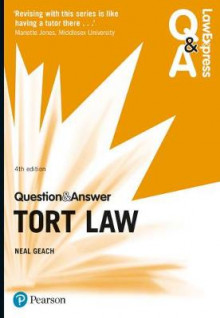 Law Express Question and Answer: Tort Law av Neal Geach (Heftet)