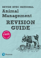 Omslag - Revise BTEC National Animal Management Revision Guide
