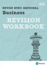 Omslag - Revise BTEC National Business Revision Workbook
