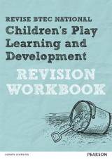 Omslag - REVISE BTEC National Children's Play, Learning and Development Revision Workbook