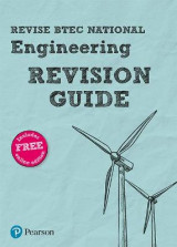 Omslag - Revise BTEC National Engineering Revision Guide
