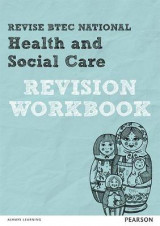 Omslag - Revise BTEC National Health and Social Care Revision Workbook