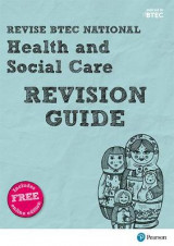 Omslag - Revise BTEC National Health and Social Care Revision Guide