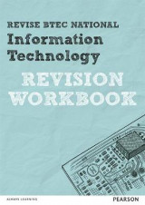 Omslag - REVISE BTEC National Information Technology Revision Workbook