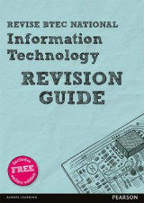Omslag - REVISE BTEC National Information Technology Revision Guide