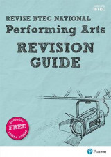 Omslag - Revise BTEC National Performing Arts Revision Guide