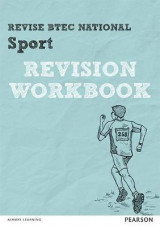 Omslag - Revise BTEC National Sport Revision Workbook