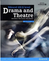 Omslag - Edexcel A level Drama and Theatre Student Book and ActiveBook