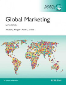 Global Marketing av Warren J. Keegan og Mark C. Green (Heftet)