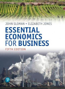 Essential Economics for Business (Formerly Economics and the Business Environment) av John Sloman og Elizabeth Jones (Heftet)