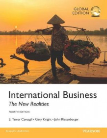 International Business: The New Realities av S. Tamer Cavusgil, John Riesenberger og Gary Knight (Heftet)