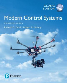 Modern Control Systems, Global Edition av Richard C. Dorf og Robert H. Bishop (Heftet)