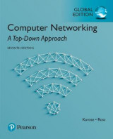 Omslag - Computer Networking: A Top-Down Approach, Global Edition