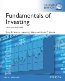 Fundamentals of Investing, Global Edition av Scott B. Smart, Lawrence J. Gitman og Michael D. Joehnk (Heftet)