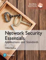 Omslag - Network Security Essentials: Applications and Standards, Global Edition