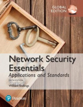Network Security Essentials: Applications and Standards, Global Edition av William Stallings (Heftet)