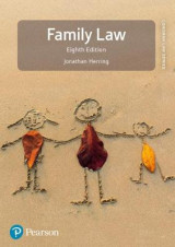 Omslag - Family Law