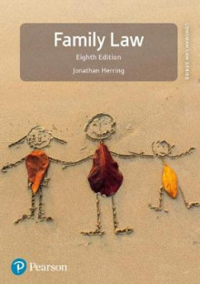 Family Law av Jonathan Herring (Heftet)