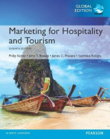 Omslag - Marketing for Hospitality and Tourism