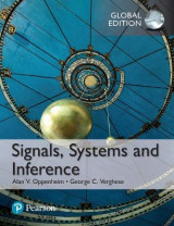Omslag - Signals, Systems and Inference