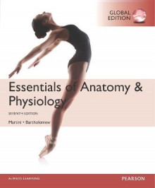Essentials of Anatomy & Physiology plus MasteringA&P with Pearson eText, Global Edition av Frederic H. Martini og Edwin F. Bartholomew (Blandet mediaprodukt)