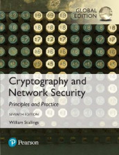 Cryptography and Network Security: Principles and Practice, Global Edition av William Stallings (Heftet)