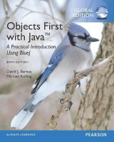 Omslag - Objects First with Java: A Practical Introduction Using BlueJ