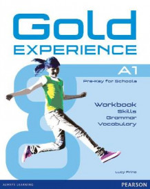 Gold Experience Language and Skills Workbook A1 av Lucy Frino (Heftet)