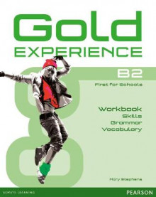 Gold Experience Language and Skills Workbook B2 av Mary Stephens (Heftet)