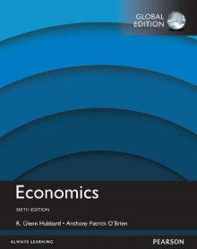 Economics, Global Edition av R. Glenn Hubbard og Anthony Patrick O'Brien (Heftet)