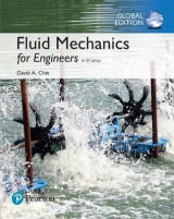 Omslag - Fluid Mechanics for Engineers plus MasteringEngineering with Pearson eText, SI Edition