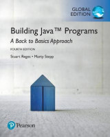 Omslag - Building Java Programs: A Back to Basics Approach, Global Edition