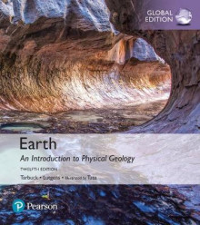 Earth: An Introduction to Physical Geology av Edward J. Tarbuck, Frederick K. Lutgens og Dennis G. Tasa (Heftet)