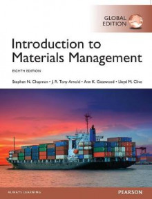 Introduction to Materials Management av Steve Chapman, Ann K. Gatewood, Tony K. Arnold og Lloyd Clive (Heftet)