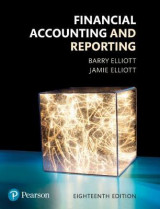 Omslag - Financial Accounting and Reporting, plus MyAccountingLab with Pearson eText