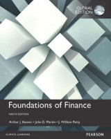 Omslag - Foundations of Finance plus MyFinanceLab with Pearson eText, Global Edition