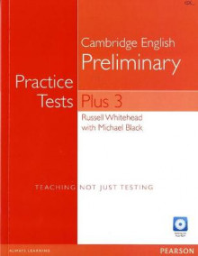 Practice Tests Plus Pet 3 Without Key av Rosemary Aravanis og Russell Whitehead (Blandet mediaprodukt)