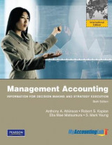 Omslag - Management Accounting: Information for Decision-Making and Strategy Execution Plus MyAccountingLab with Pearson eText