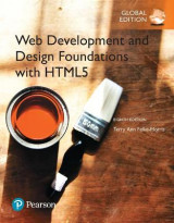 Omslag - Web Development and Design Foundations with HTML5, Global Edition