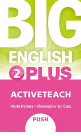 Omslag - Big English Plus 2 Active Teach