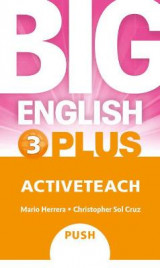 Omslag - Big English Plus 3 Active Teach