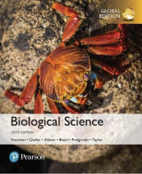 Omslag - Biological Science, plus MasteringBiology with Pearson eText, Global Edition
