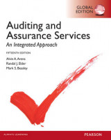 Omslag - Auditing and Assurance Services Plus MyAccountingLab with Pearson eText