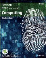 Omslag - BTEC National Computing Student Book