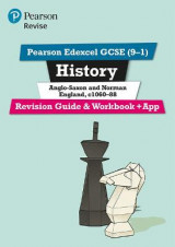 Omslag - REVISE Edexcel GCSE (9-1) History Anglo-Saxon and Norman England Revision Guide and Workbook