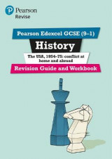 Omslag - REVISE Edexcel GCSE (9-1) History the USA Revision Guide and Workbook